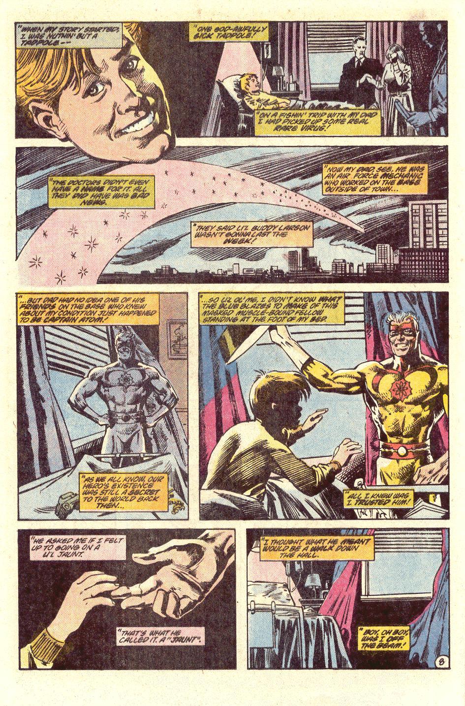 Read online Secret Origins (1986) comic -  Issue #34 - 10