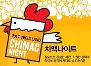 Seoul Land Chimac Night