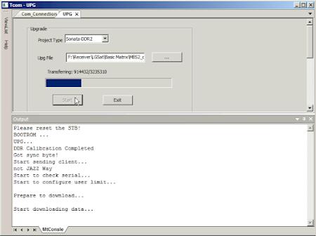 Cara Menggunakan USB to TTL Upgrade Receiver Matri Suri