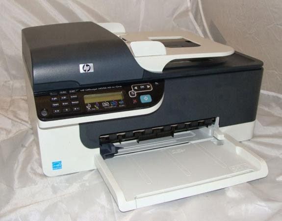 J4550 scanner software