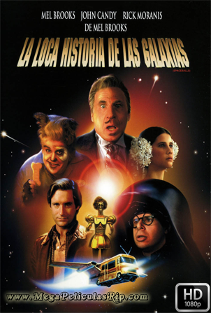 La Loca Historia De Las Galaxias [1080p] [Latino-Ingles] [MEGA]