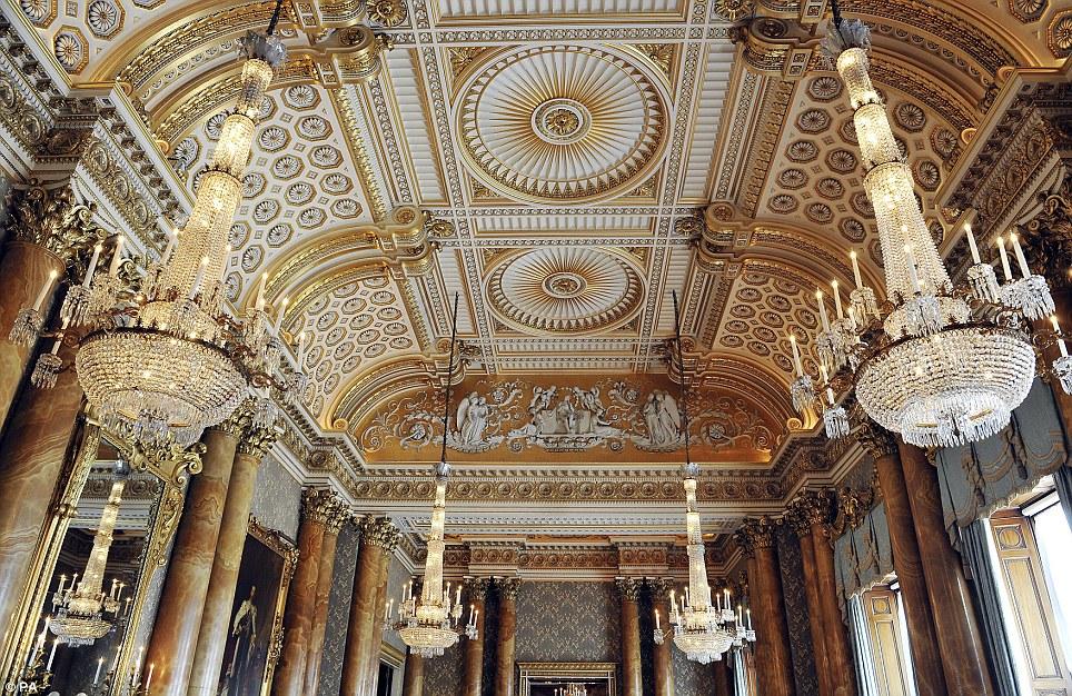 The Anglofiles: Inside Buckingham Palace