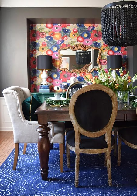 Eight Colorful Home Decor Blogs To Follow Dimples And Tangles