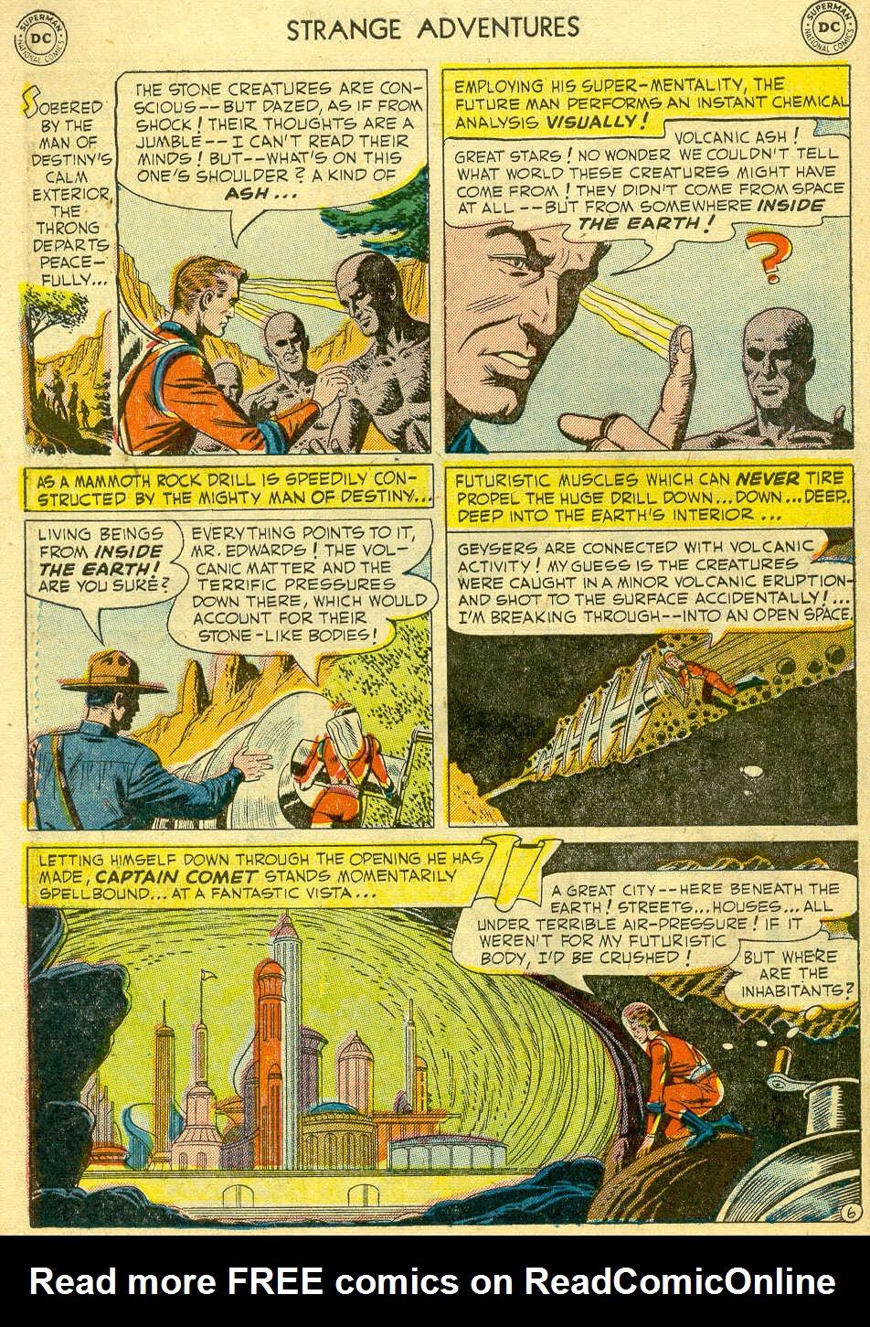 Strange Adventures (1950) issue 13 - Page 8