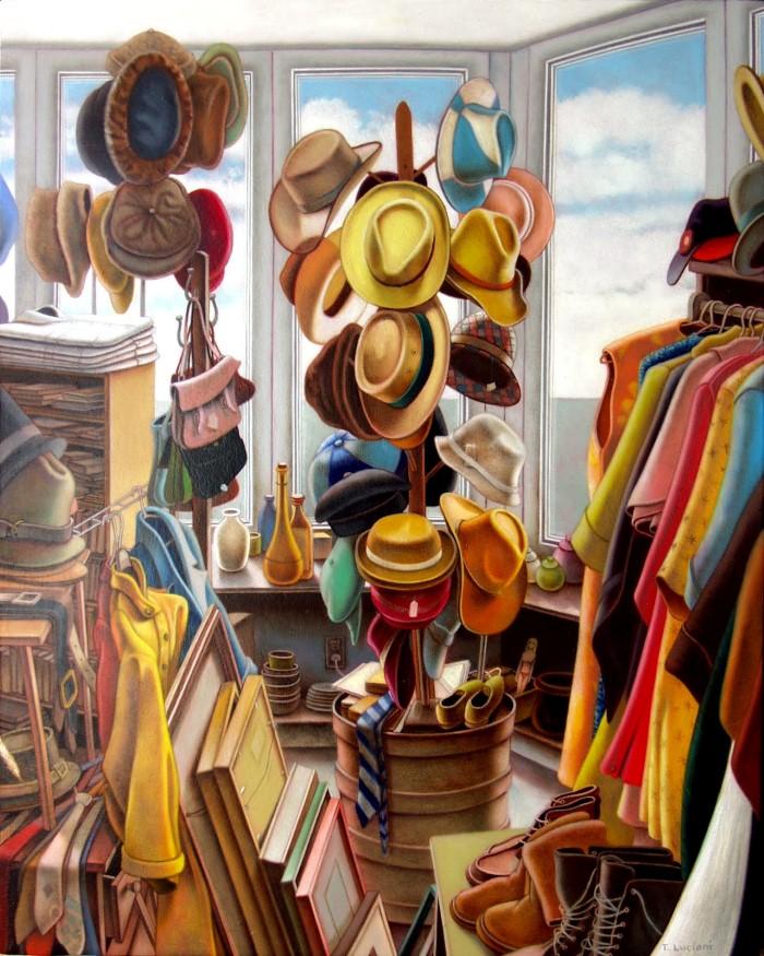 Традиционный реализм. Tony Luciani 13