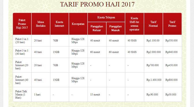 Image Result For Paket Internet Haji
