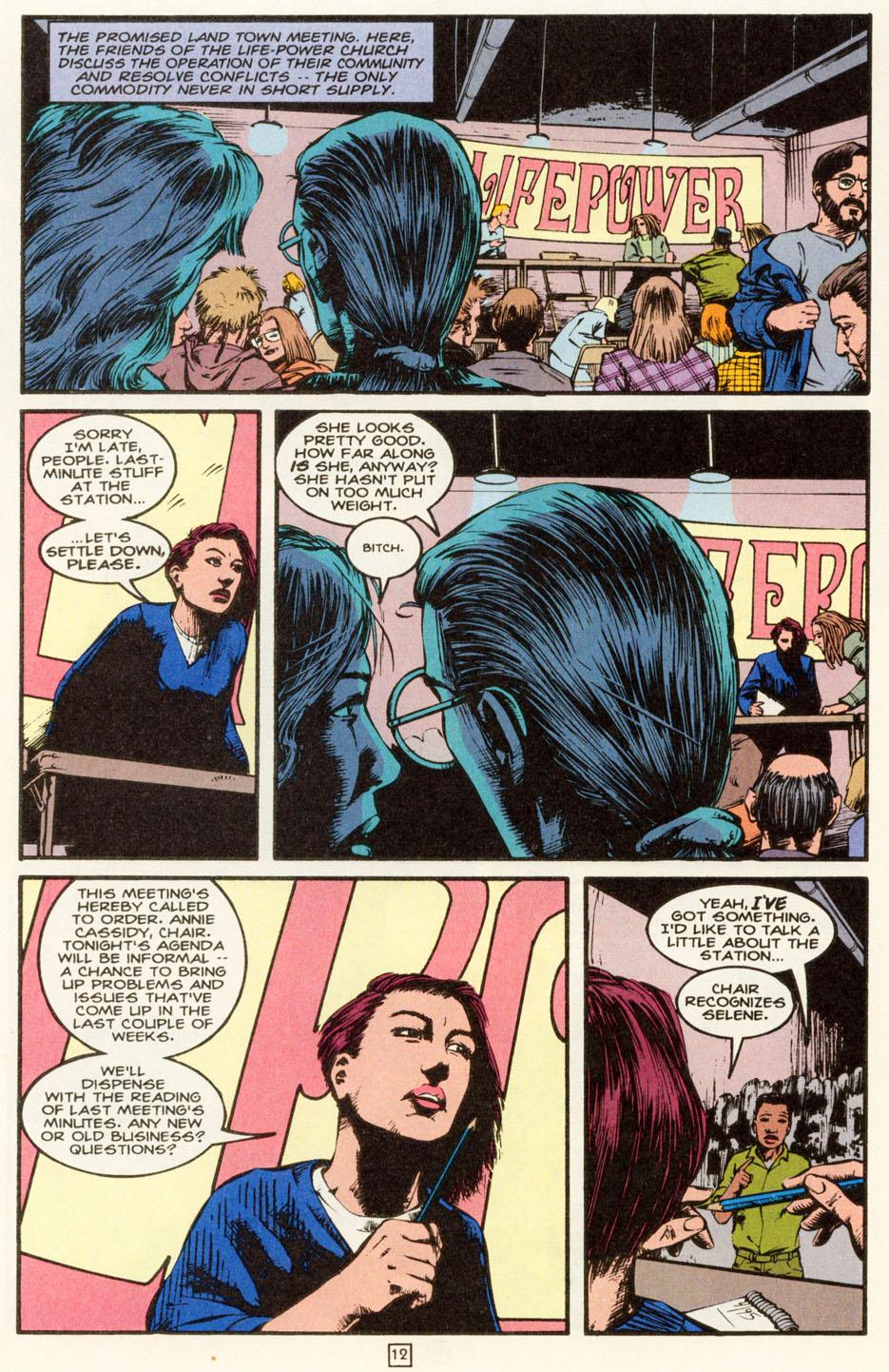 Read online Animal Man (1988) comic -  Issue #81 - 13