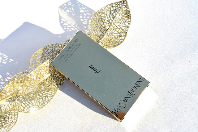 Yves Saint Laurent Sparkle Clash palette