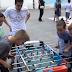 LUKAVAC - Veliki broj mališana u lukavačkom obdaništu uživalo uz igru, zabavu i kino na otovorenom