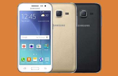 Harga Samsung Galaxy J2 (Keluaran September 2015)