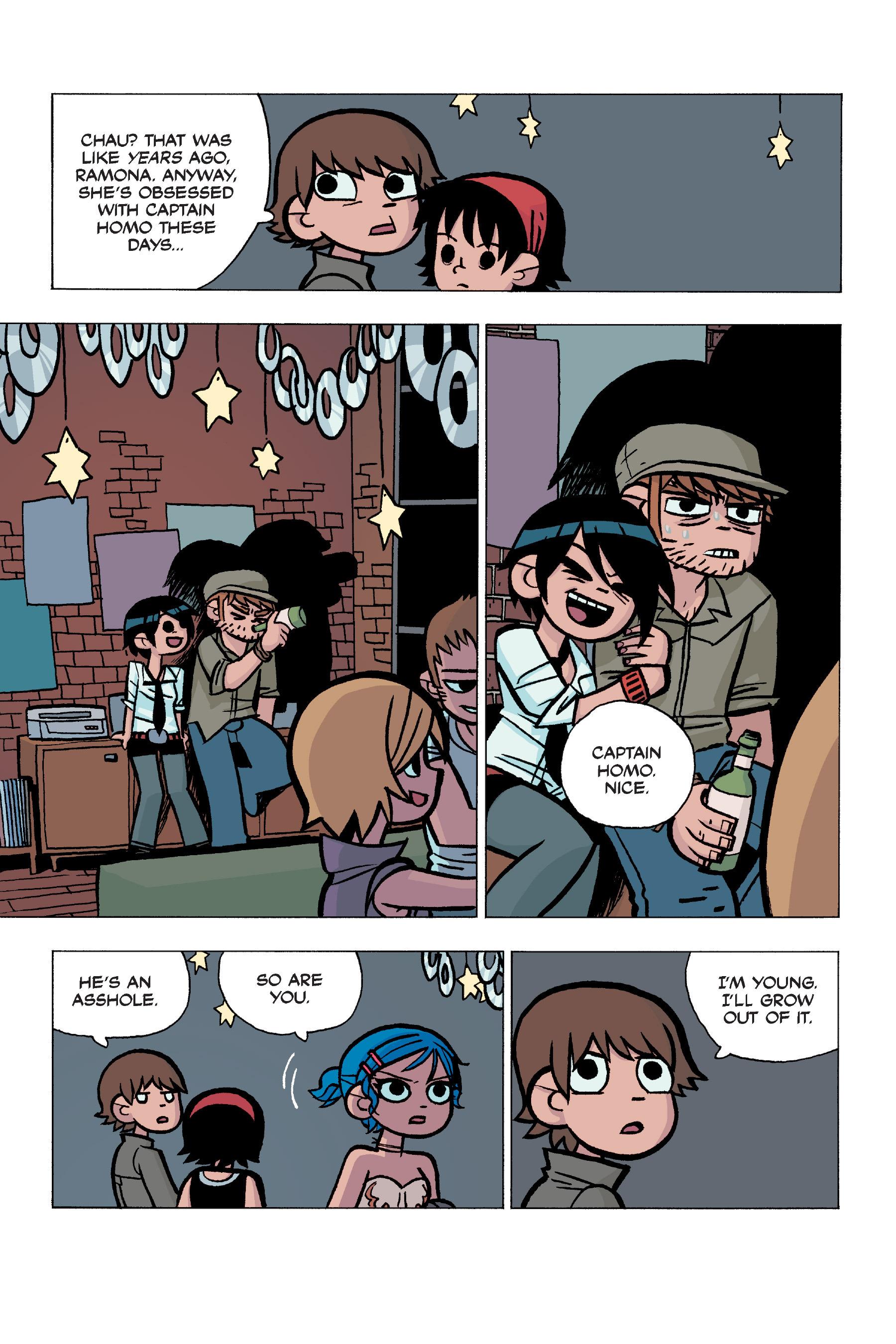 Read online Scott Pilgrim comic -  Issue #5 - 80
