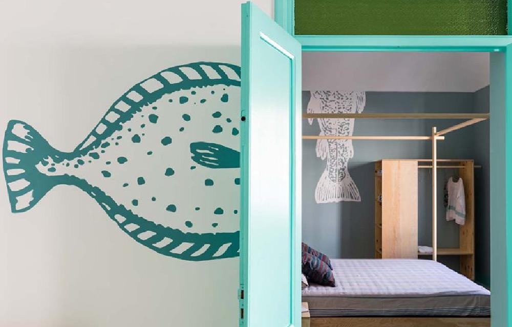 Il restyling di case vacanza a Favignana