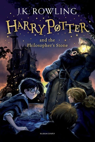 Harry Potter & the Philosopher's Stone by J. K. Rowling
