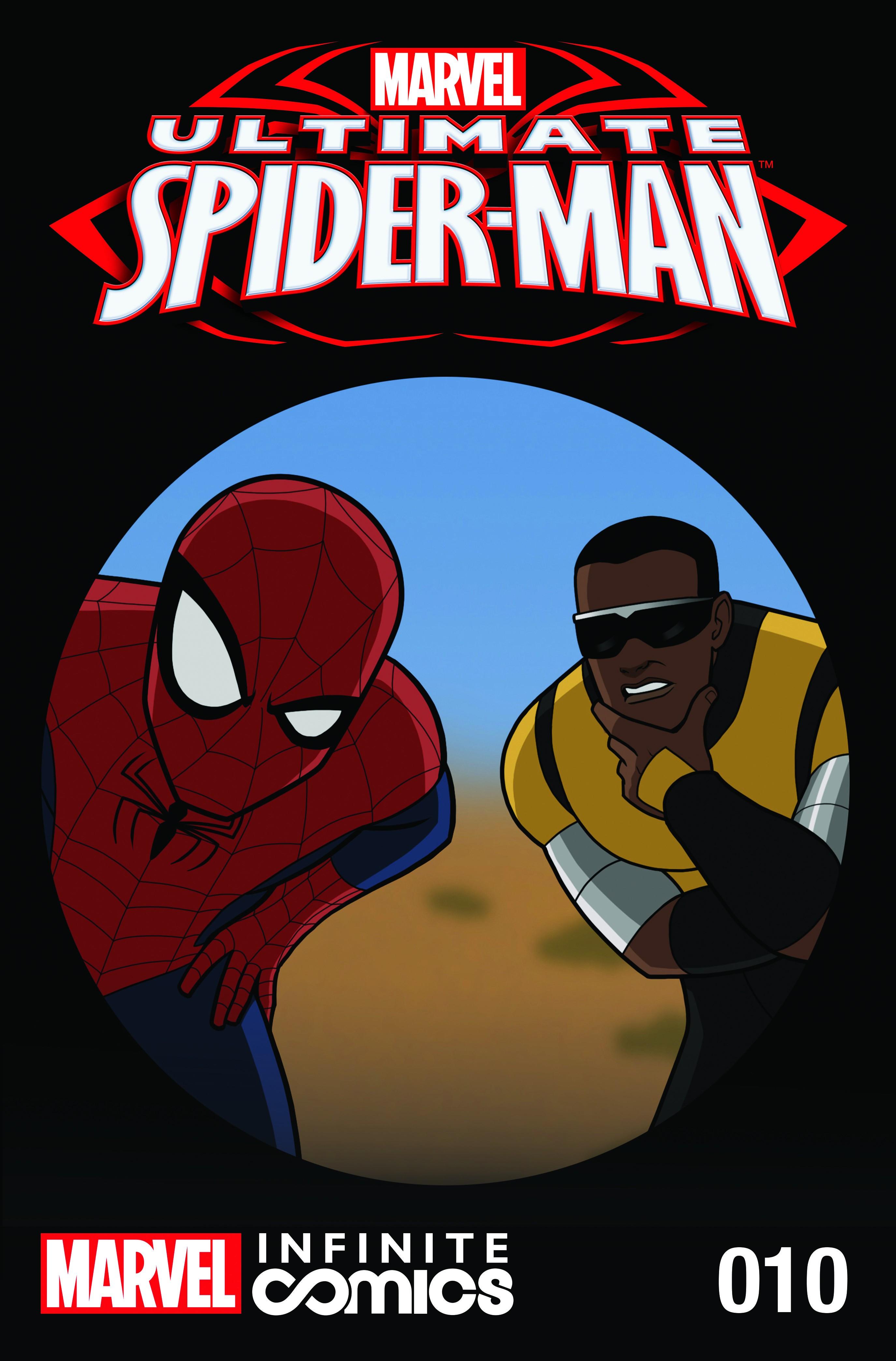 Read online Ultimate Spider-Man (Infinite Comics) (2015) comic -  Issue #10 - 1