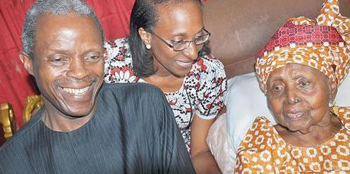 Osinbajo opens up on the APC deal, Tinubu & Pastor Adeboye