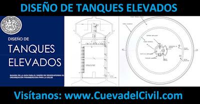 Diseño de tanques elevados