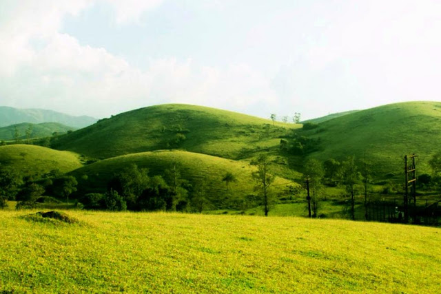 Vagamon - Green Meadows