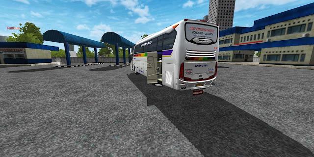 mod jetbus2+ shd hino rk8