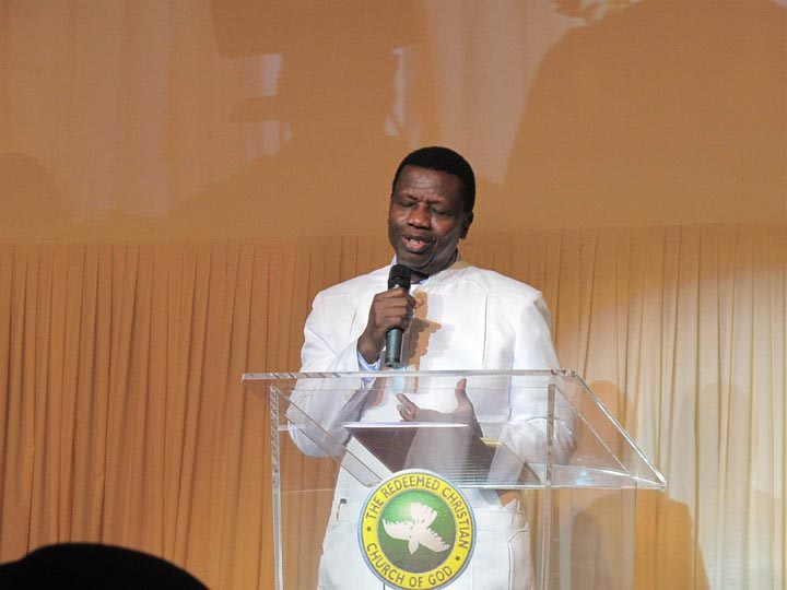 If she can't pray for 1 hour straight, don't marry her - Pastor Adeboye
