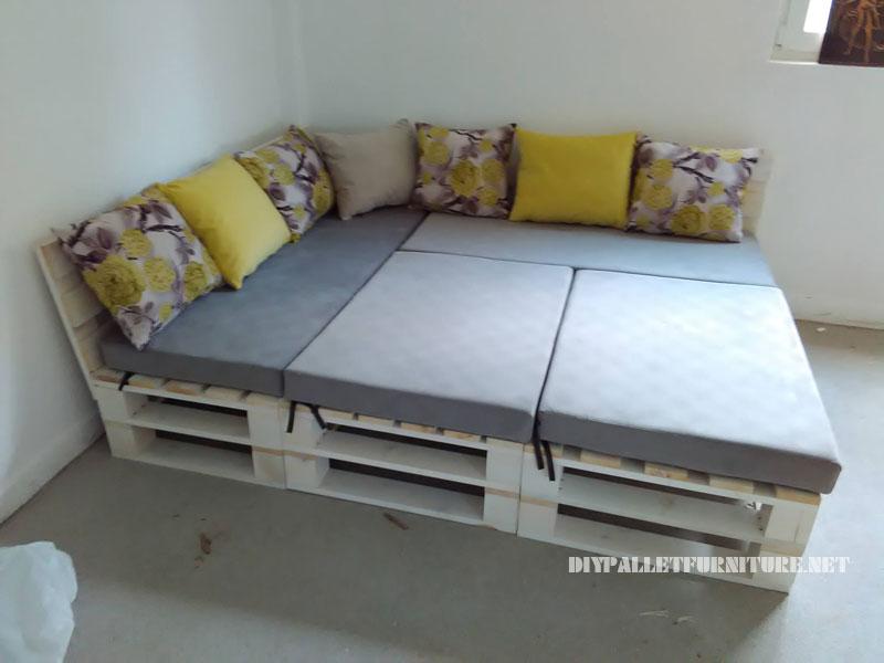 muy interesante este proyecto de igor efkosky se trata de un sof clsico hecho con europalets y tambin de una mesa la caracterstica especial de este