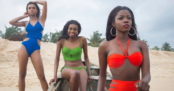 Black-owned swimwear and bikinis