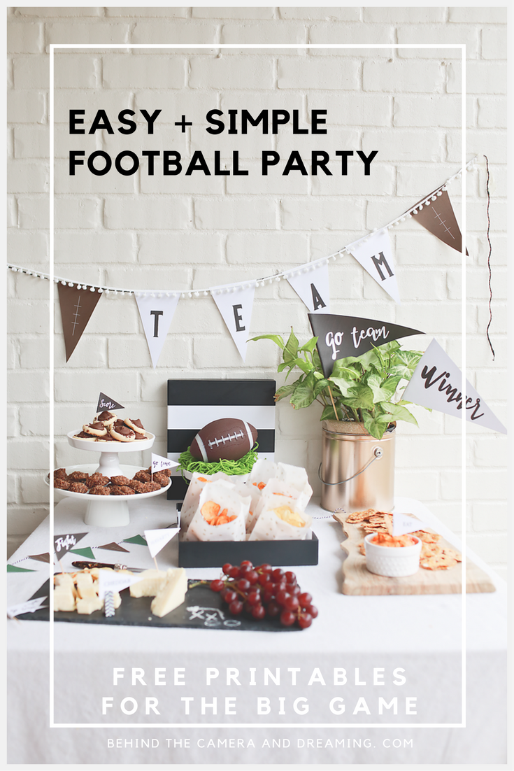 Easy-and-simple-Football-Party-Planning