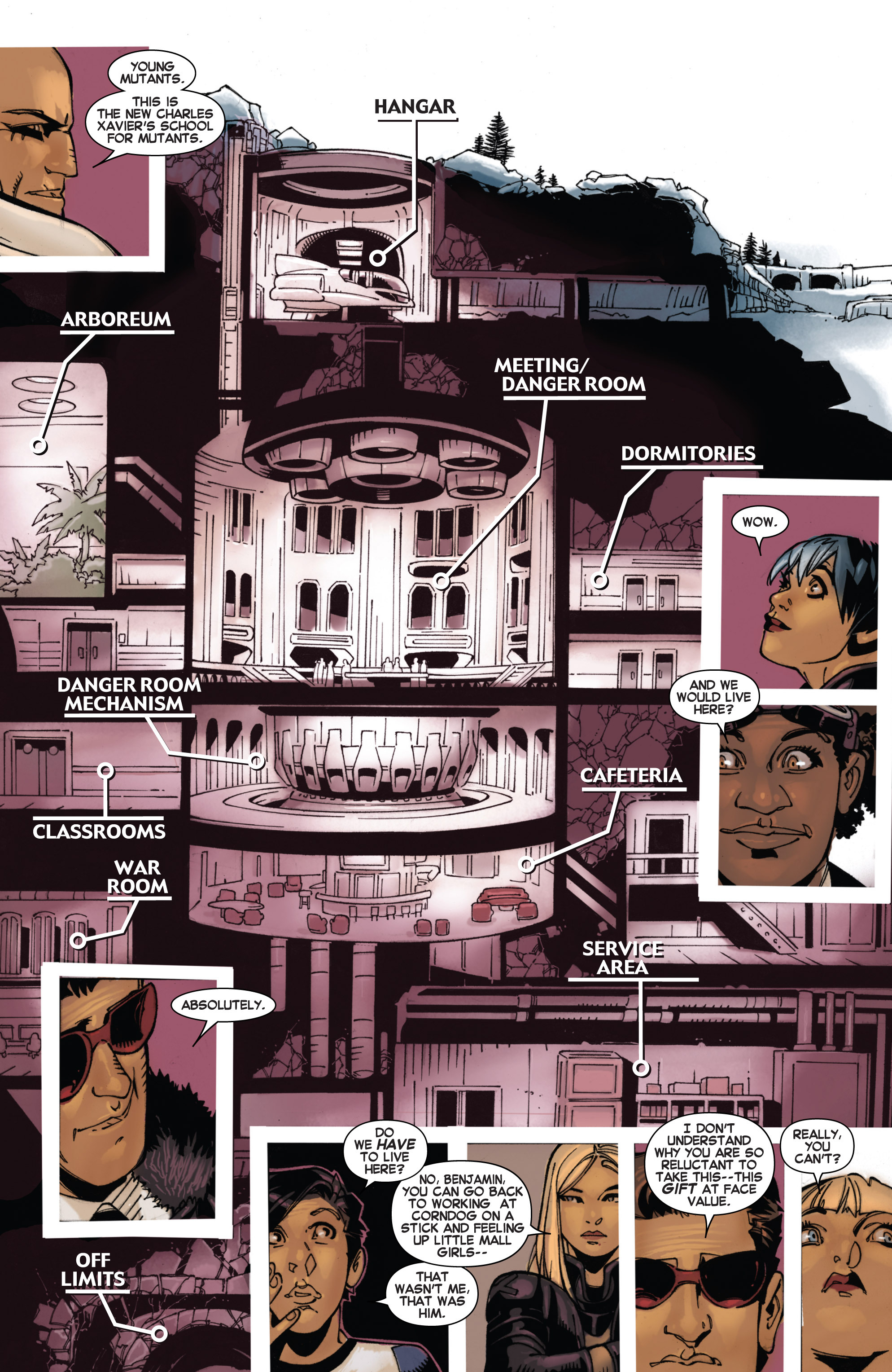 Read online Uncanny X-Men (2013) comic -  Issue # _TPB 1 - Revolution - 37