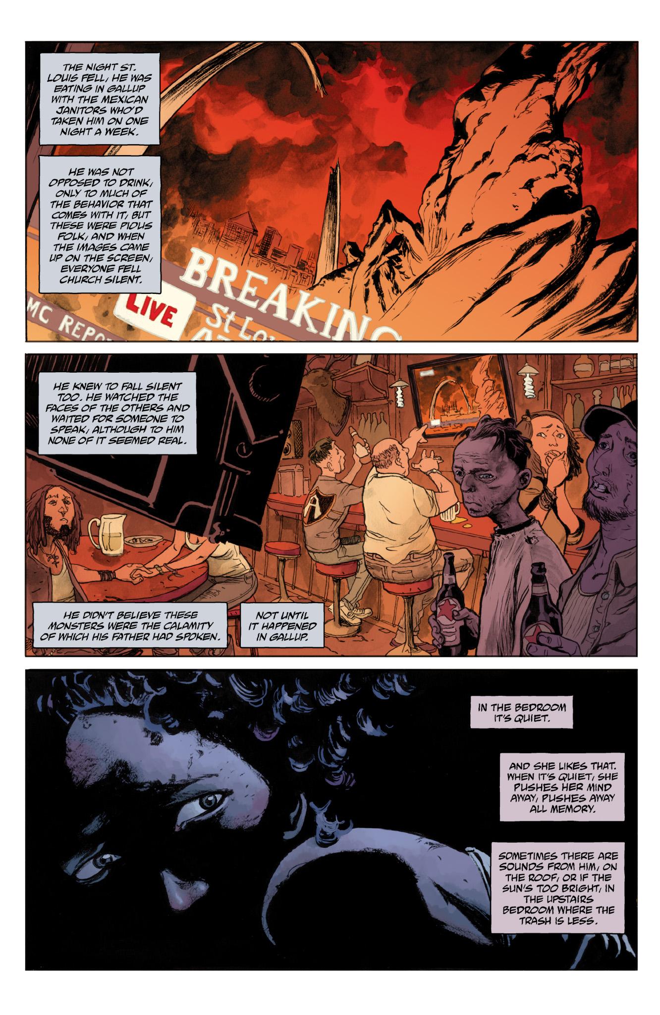 Read online Abe Sapien comic -  Issue #12 - 5