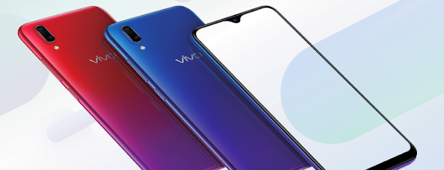 Vivo Y93s launched with waterdrop notch display, Helio P22 and 4,030mA battery