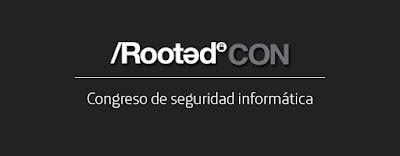 RootedCON 2018 imagen