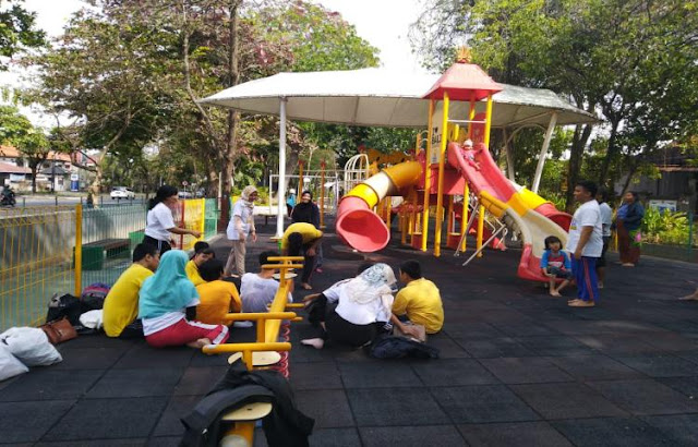 Playground Gratis Taman Janggan