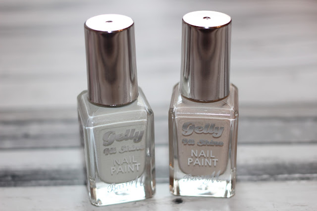 BARRY M GELLY HIGH SHINE SPRING 2016 COLLECTION
