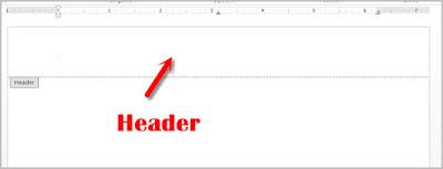 cara membuat kop surat di ms word