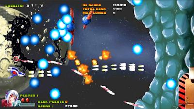 Wings Of Bluestar - Novo jogo para Sega Dreamcast e SNK Neo Geo Wb4
