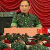 Pangdam : Tetap Jaga Netralitas TNI dan Kedepankan Kepentingan Rakyat dan Negara