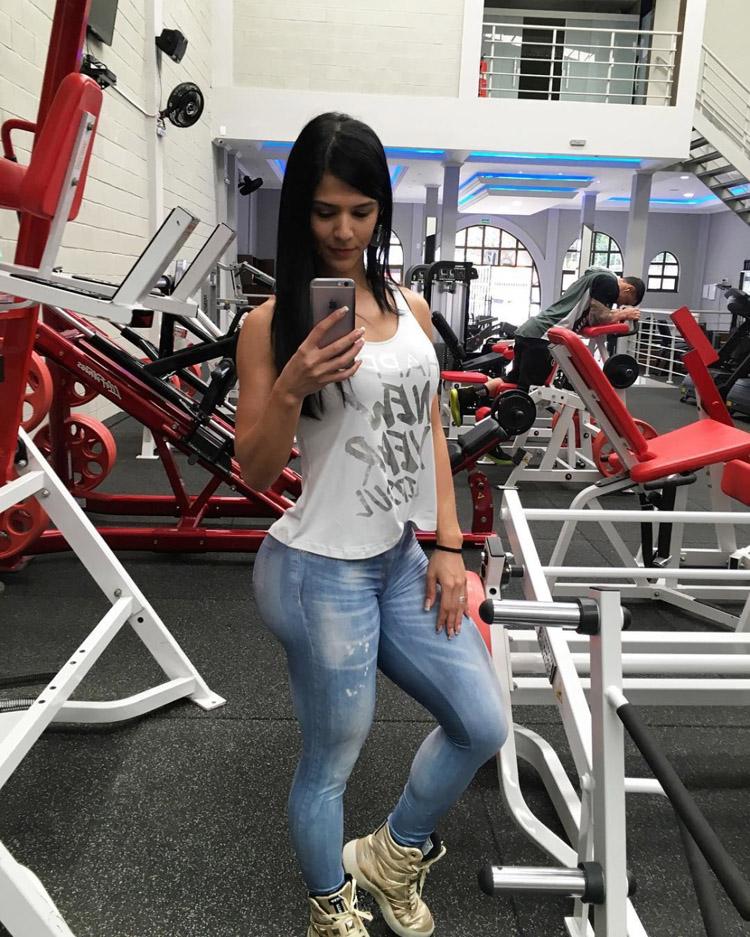 Fitness Models Eva Andressa 3