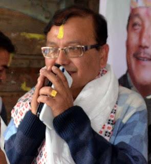 Dr Rohit Sharma MLA Kurseong