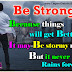 Be Strong Quotes Quotations images