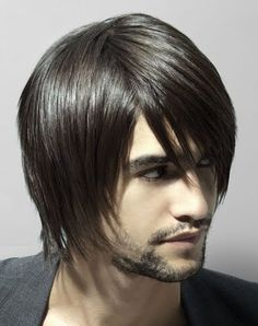 Modern Rock Hairstyles for Men