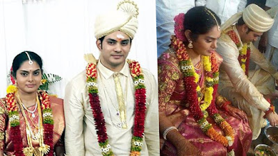 Actor Sethu and Umayal wedding