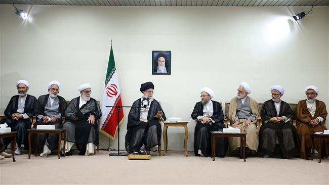 Judiciary should declare position on intl. affairs: Leader of the Islamic Revolution Ayatollah Seyyed Ali Khamenei