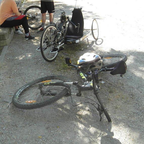 trike, handbike