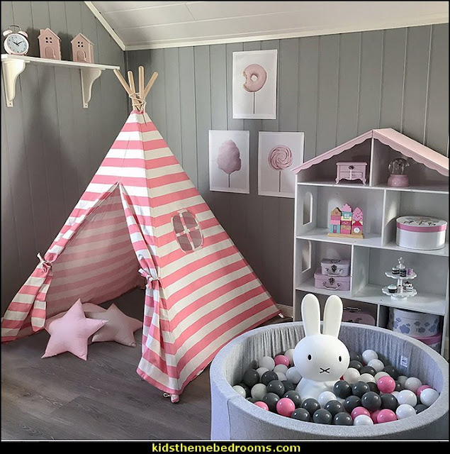 Children Play Tent  playrooms alphabet numbers decorating ideas - educational fun learning letters & numbers decor  - abc 123 theme bedroom ideas - Alphabet room decor - Numbers room decor - Creative playrooms educational children bedrooms  - Alphabet Nursery - Alphabet Wall Letters - primary color bedroom ideas - boys costumes  - girls costumes pretend play - fun playroom furniture teepee playhouse