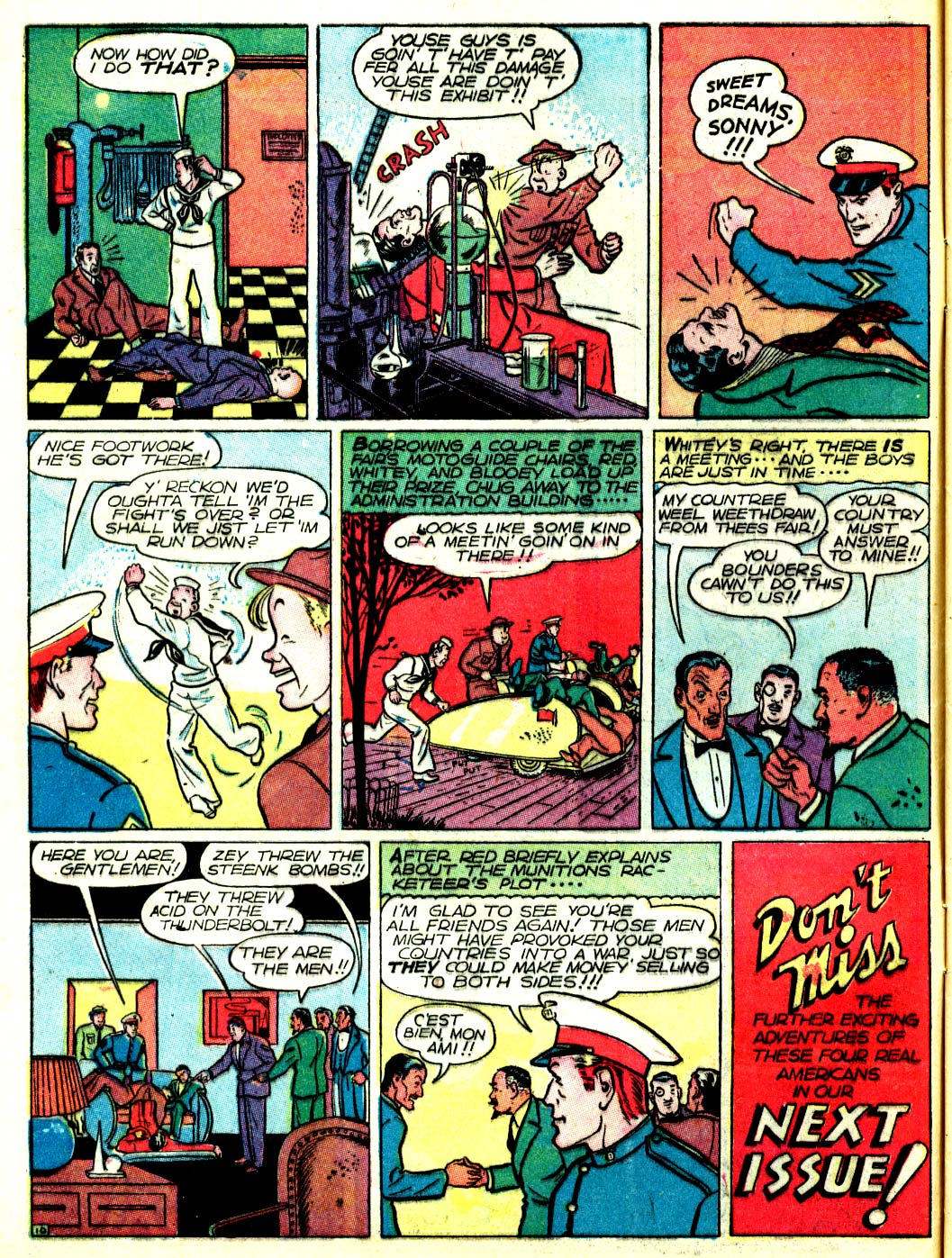 Read online All-American Comics (1939) comic -  Issue #7 - 10