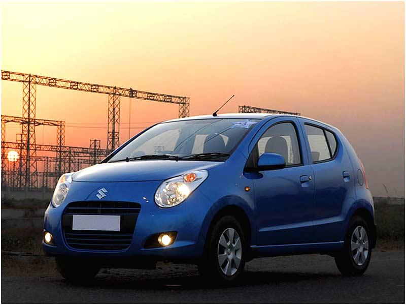 Maruti Zen Car Wallpapers Maruti Offers Rs 45000 Discount On Maruti A Star Car