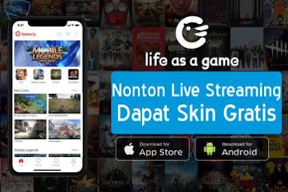 Cara Dapat Skin Mobile Lengends Gratis Dari Game.ly