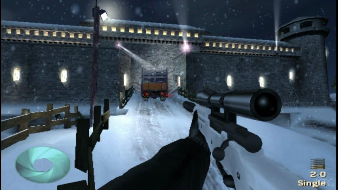 james bond 007 nightfire download