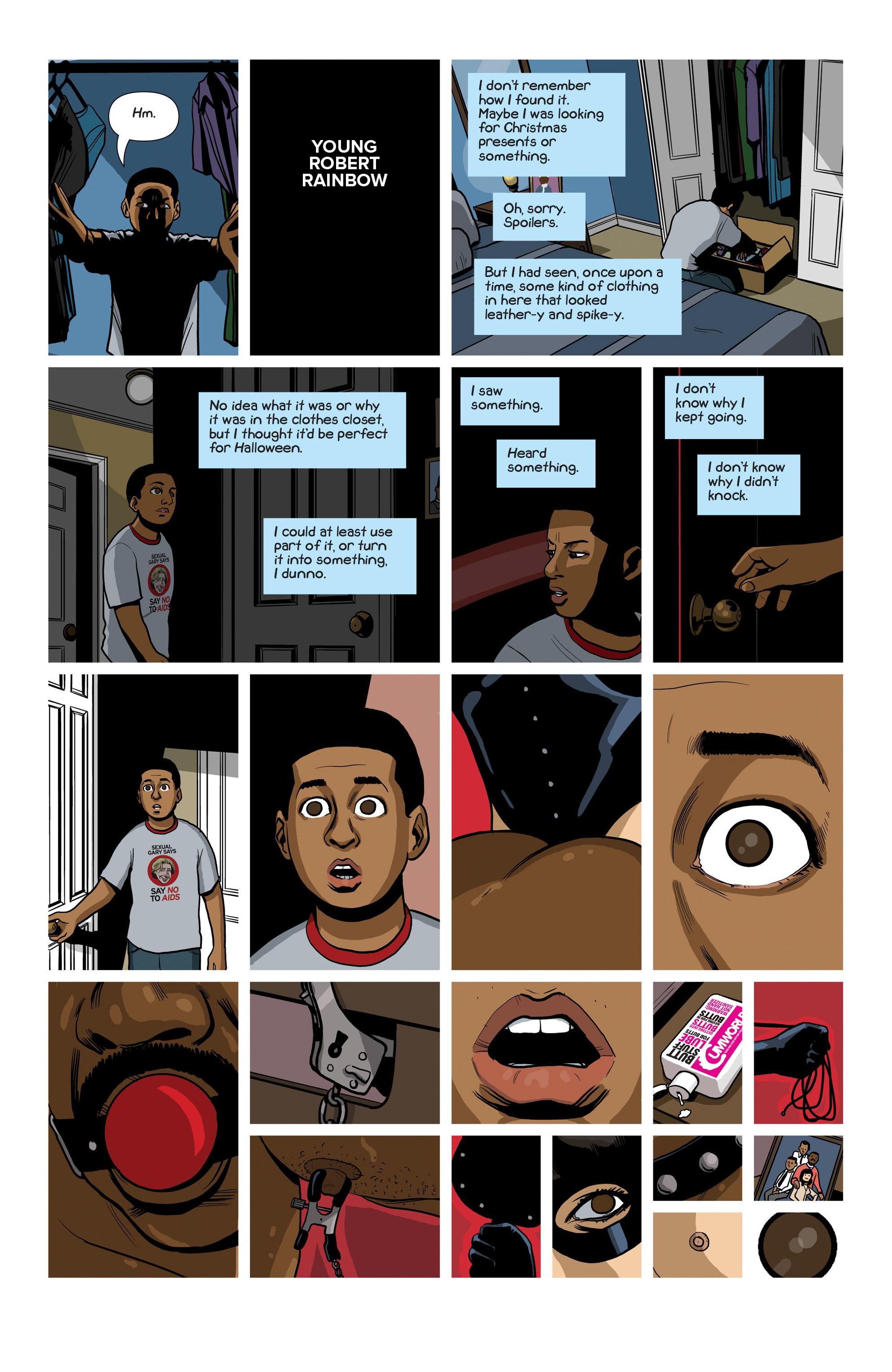 Read online Sex Criminals comic -  Issue #8 - 11