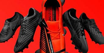 b2146c259398 Orange / Black + Black Nike Phantom Venom 2019 Boots Leaked