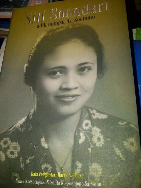 Orang-Orang Indonesia di Belanda (12): Siti Soendari Aktivis Perempuan yang Sayang Keluarga